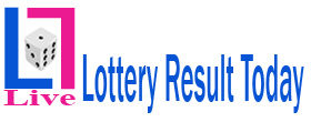 Lottery Result Today – Live