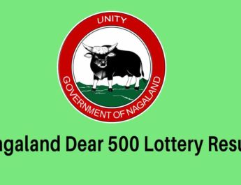 Nagaland Dear 500 Monthly Lottery Result